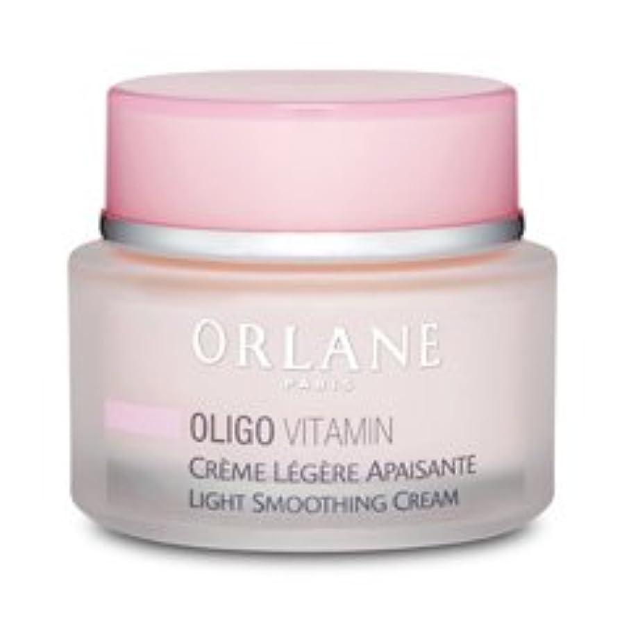 クック本質的ではない独立オルラーヌ(Orlane) オリゴ ライト スムージング クリーム 50ml [並行輸入品]