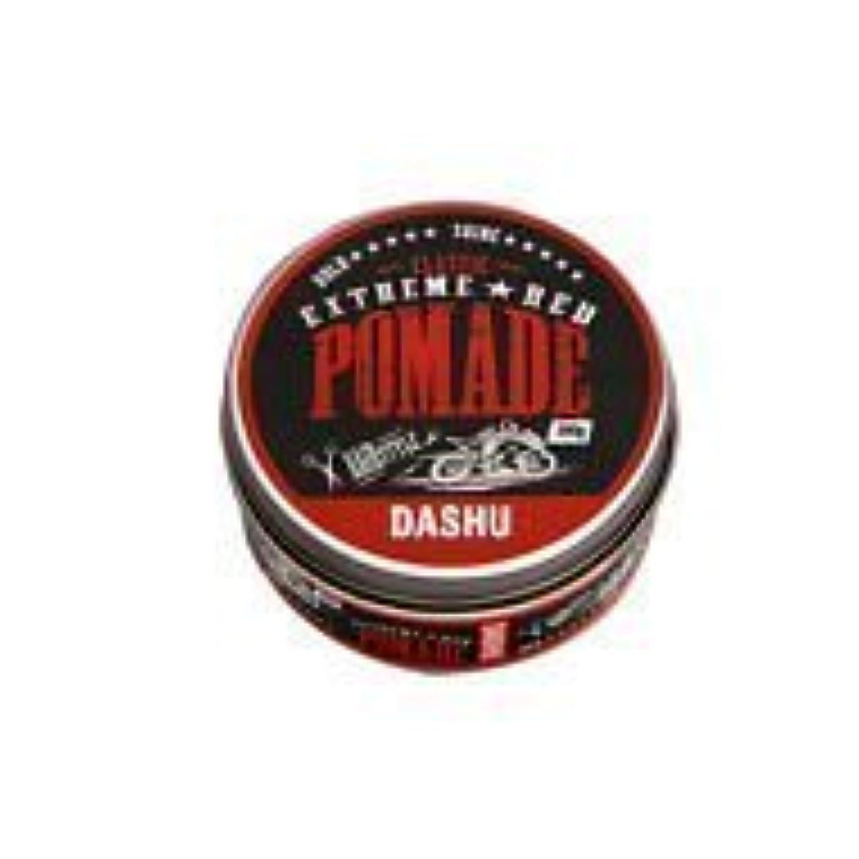 コミュニティ洗剤第五[DASHU] ダシュ クラシックエクストリームレッドポマード Classic Extreme Red Pomade Hair Wax 100ml / 韓国製 . 韓国直送品