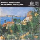 Musical Impressions From Manet to Gauguin