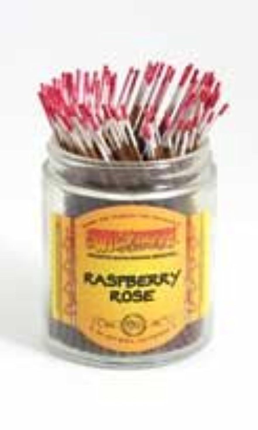 ドラマトレード乳剤ラズベリーローズ – Wild Berry Shorties Incense Sticks – 100