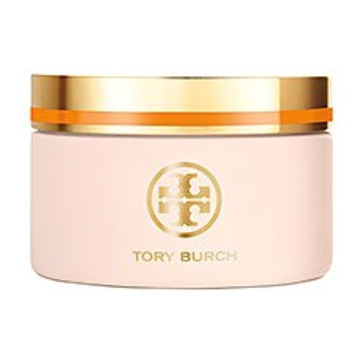 自伝ポーチ受け継ぐTory Burch (トリー バーチ) 6.5 oz (195ml) Body Cream (ボディークリーム) for Women