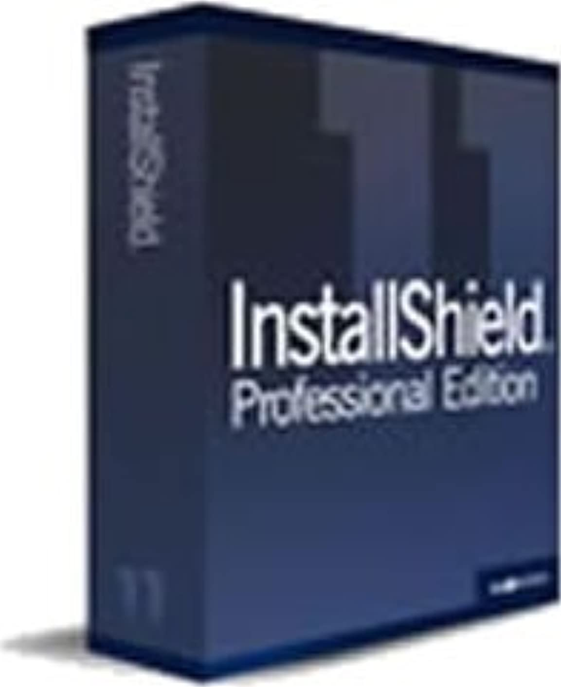 赤字変化アリInstallShield 11 Professional 日本語版