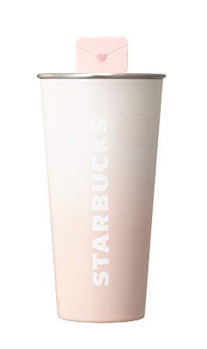 海外限定 スタバ ラブレターステンレスタンブラー Starbucks Loveletter Togo Tumbler 473ml [並行輸入品]