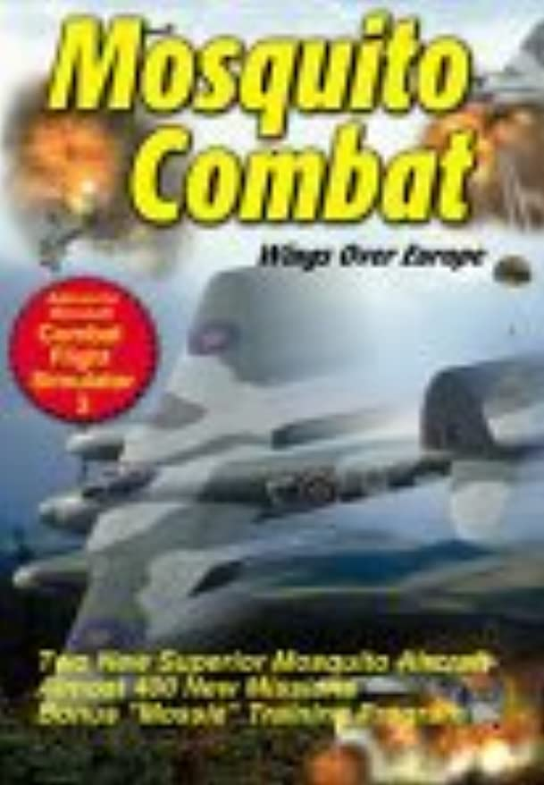 Mosquito Combat: Wings Over Europe (輸入版)
