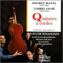 String Quartets-Ravel & Faur
