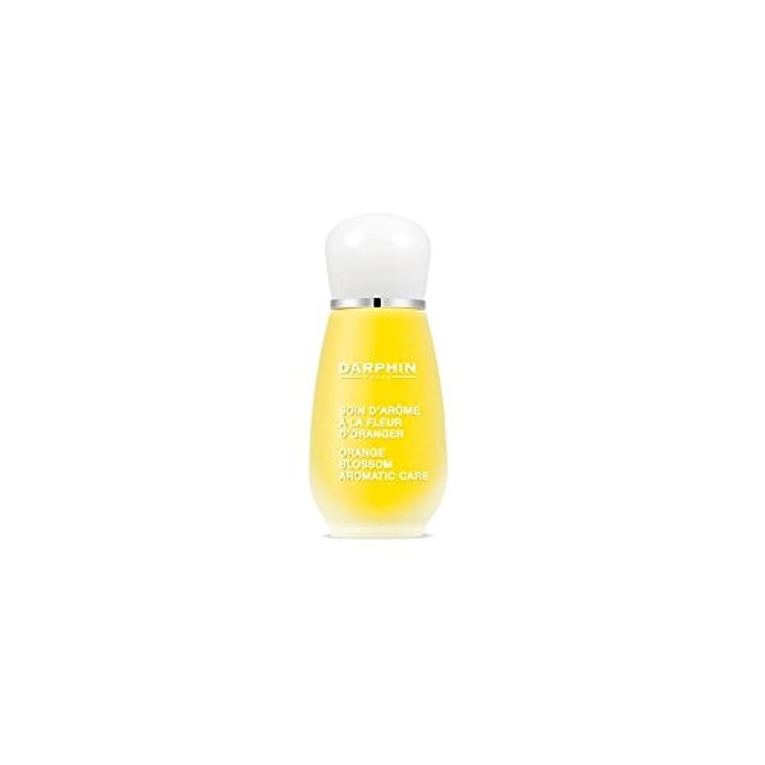 抑制独立してくぼみダルファンオレンジの花の芳香ケア(15ミリリットル) x4 - Darphin Orange Blossom Aromatic Care (15ml) (Pack of 4) [並行輸入品]