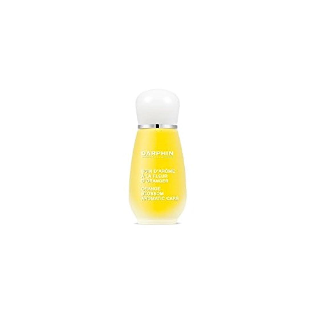 通信網別に恐れるDarphin Orange Blossom Aromatic Care (15ml) - ダルファンオレンジの花の芳香ケア(15ミリリットル) [並行輸入品]