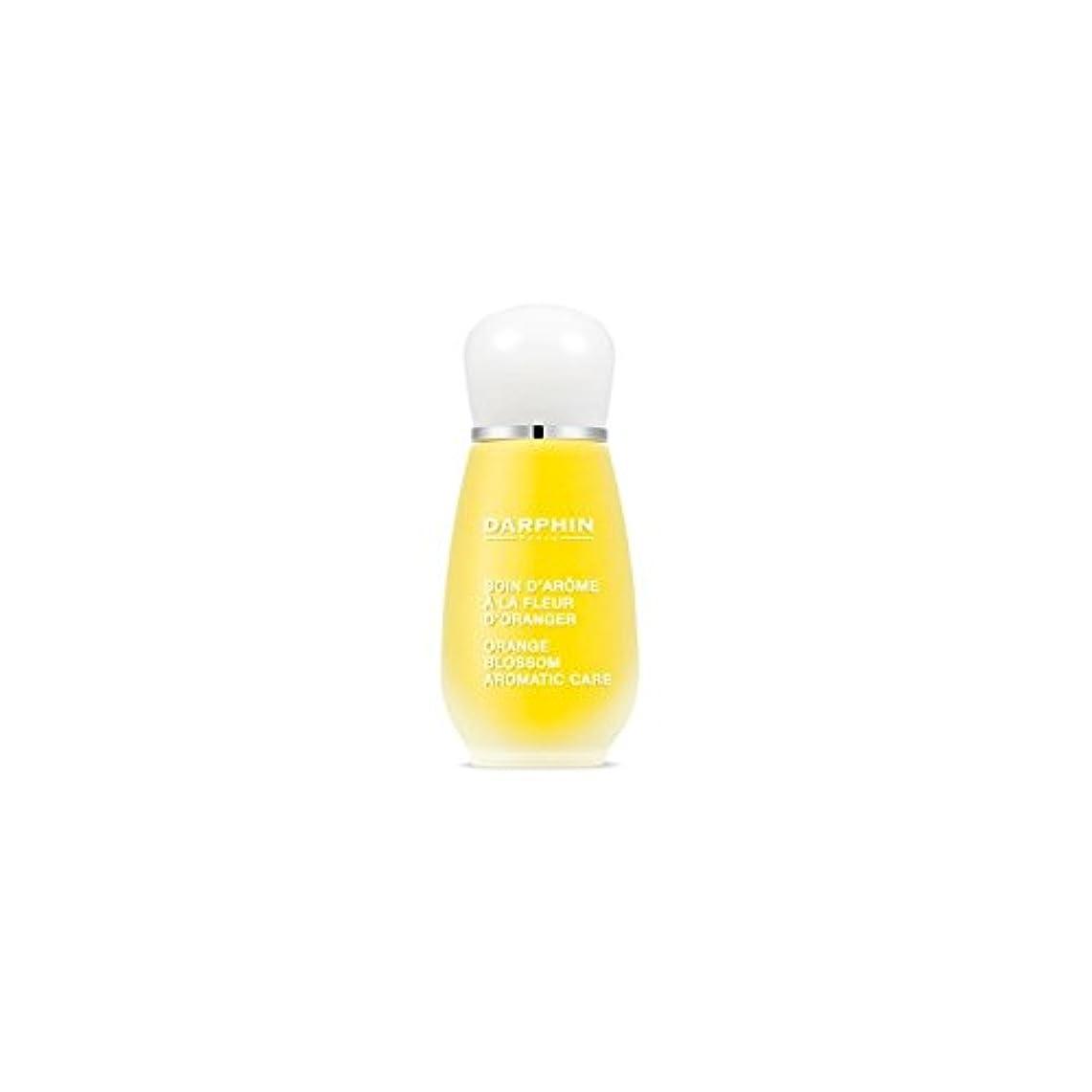 デンマーク好む言い直すダルファンオレンジの花の芳香ケア(15ミリリットル) x2 - Darphin Orange Blossom Aromatic Care (15ml) (Pack of 2) [並行輸入品]
