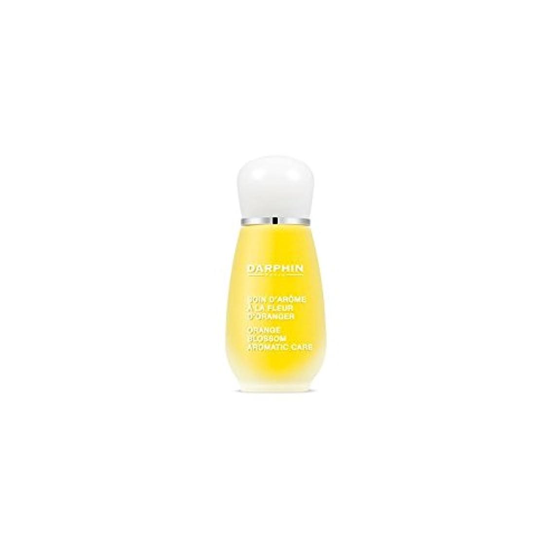 横向き散逸作曲家Darphin Orange Blossom Aromatic Care (15ml) - ダルファンオレンジの花の芳香ケア(15ミリリットル) [並行輸入品]
