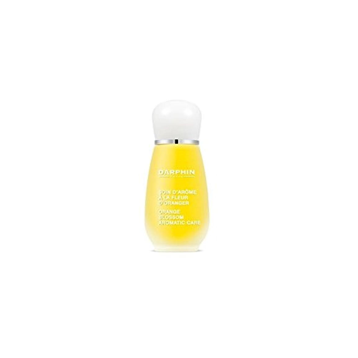 年金受給者値下げ弱点Darphin Orange Blossom Aromatic Care (15ml) - ダルファンオレンジの花の芳香ケア(15ミリリットル) [並行輸入品]