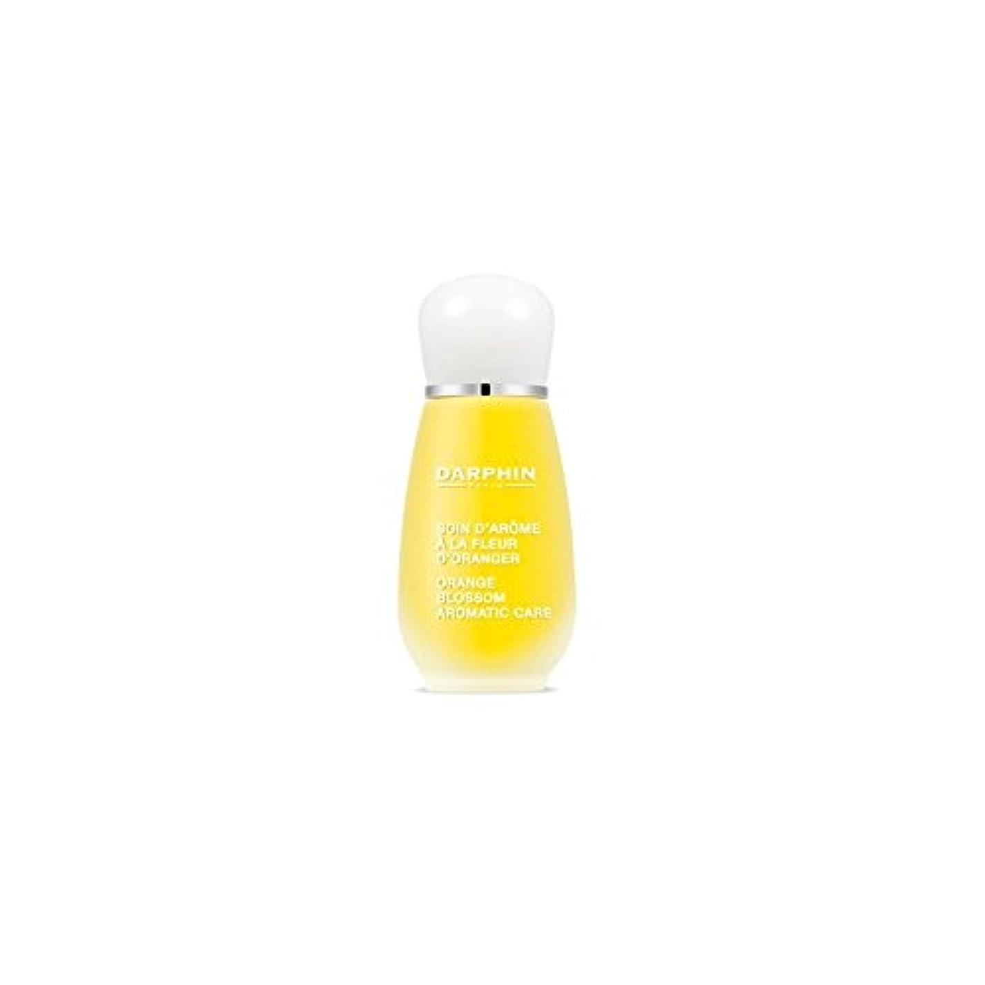 引き潮作成する興奮するDarphin Orange Blossom Aromatic Care (15ml) (Pack of 6) - ダルファンオレンジの花の芳香ケア(15ミリリットル) x6 [並行輸入品]