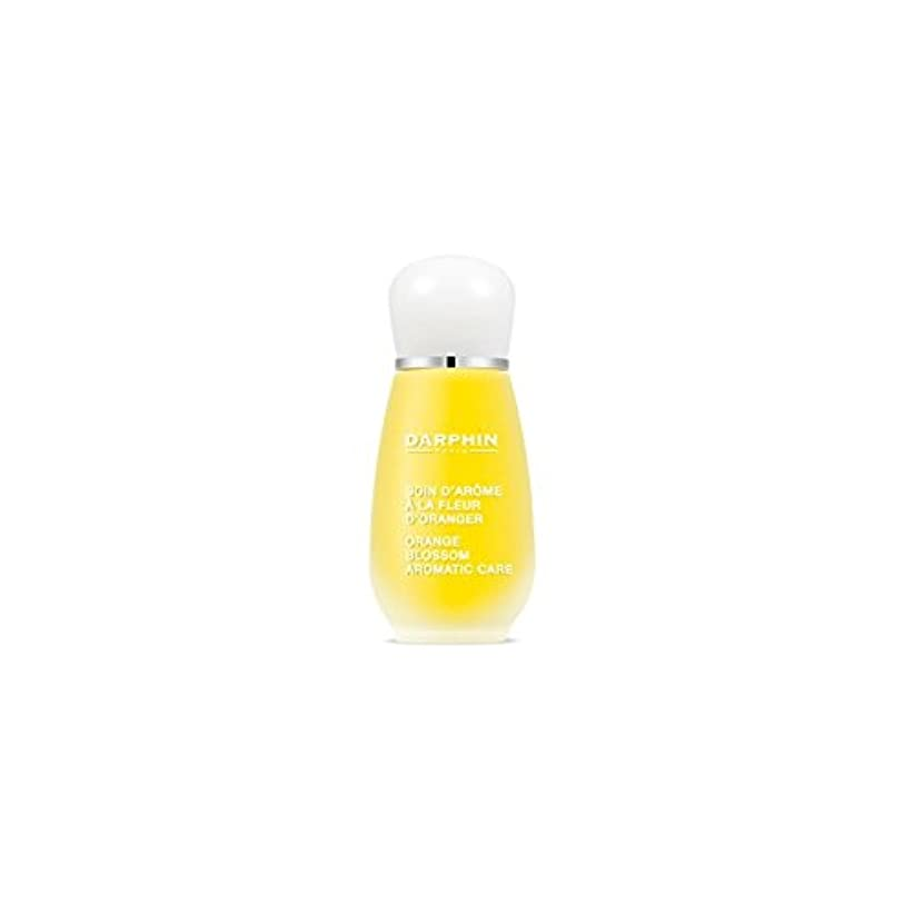偽善サミット滝Darphin Orange Blossom Aromatic Care (15ml) (Pack of 6) - ダルファンオレンジの花の芳香ケア(15ミリリットル) x6 [並行輸入品]