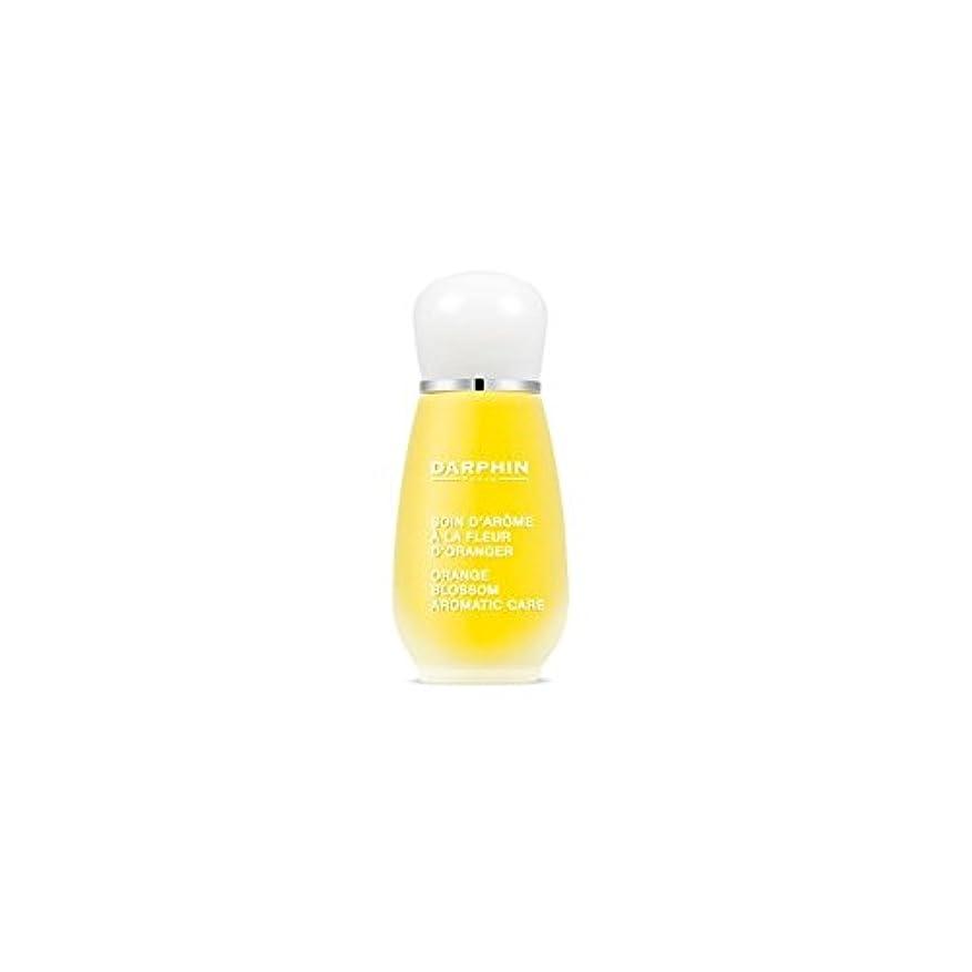 医薬オフ米国ダルファンオレンジの花の芳香ケア(15ミリリットル) x4 - Darphin Orange Blossom Aromatic Care (15ml) (Pack of 4) [並行輸入品]