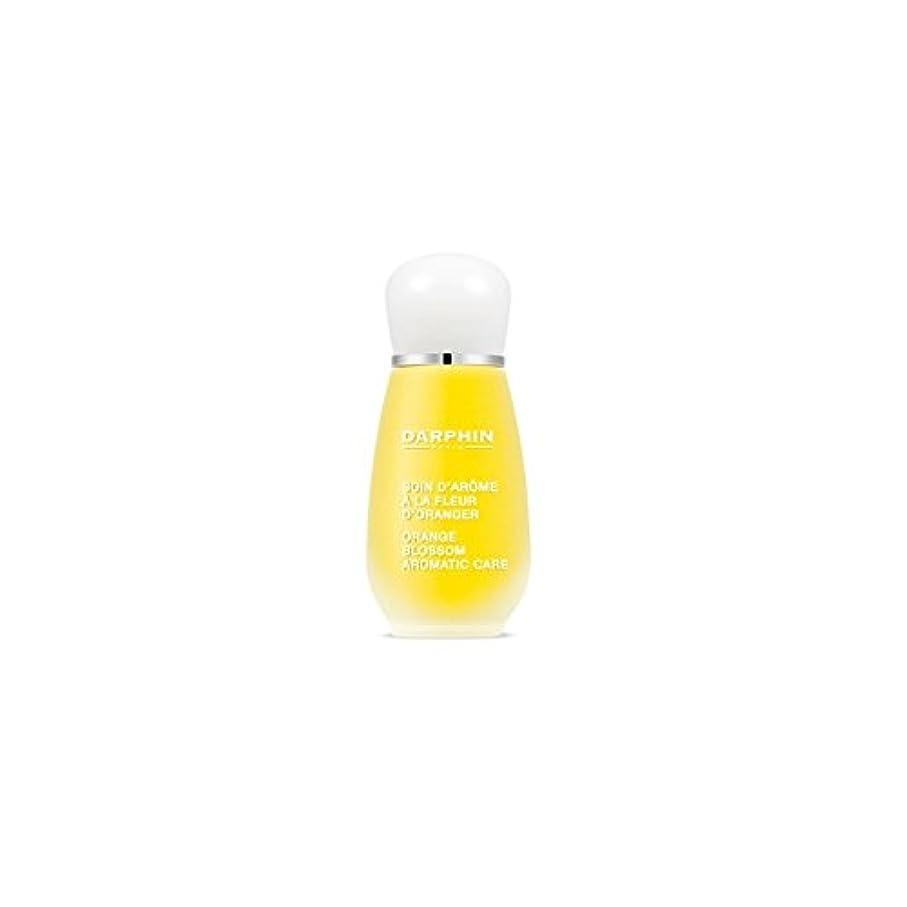 正確さ殺人暖かさダルファンオレンジの花の芳香ケア(15ミリリットル) x4 - Darphin Orange Blossom Aromatic Care (15ml) (Pack of 4) [並行輸入品]