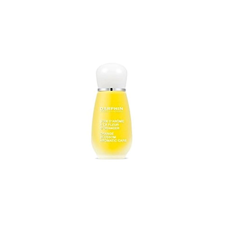堂々たるヒープ圧倒的Darphin Orange Blossom Aromatic Care (15ml) (Pack of 6) - ダルファンオレンジの花の芳香ケア(15ミリリットル) x6 [並行輸入品]