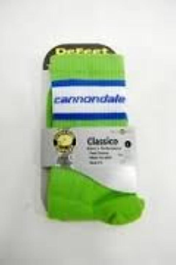 エンドウメダル剃るcannondale キャノンデール クラシコ ウール ソックス M BZR 3S443