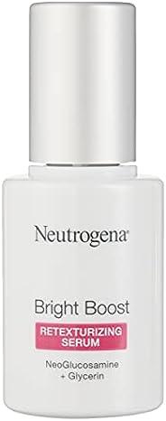 Neutrogena Bright Boost Retexturizing Serum 30ml, 70 grams