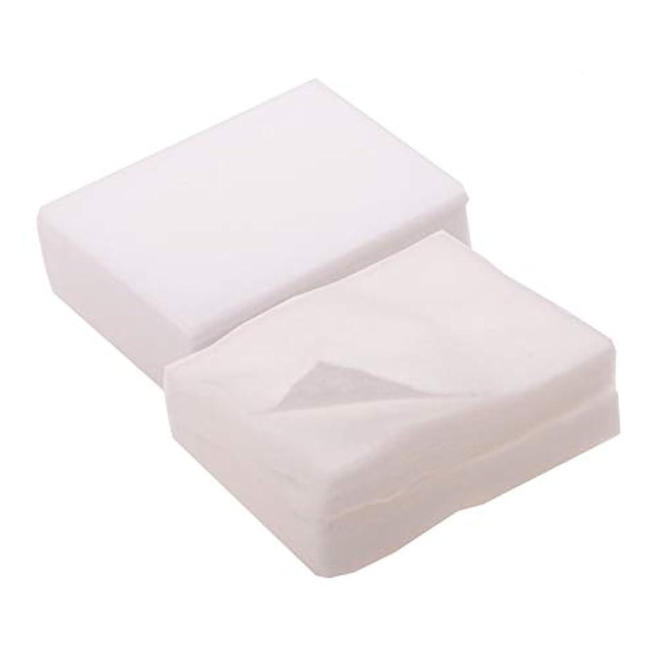 病んでいる出費染色ジェルネイル ワイプ コットン 約100枚 未硬化ジェルの拭き取りに (ソフト100枚)