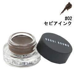 ボビイ ブラウン ロングウェアジェルアイライナー 3g 02セピアインク (在庫)