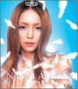 安室奈美恵「ALL FOR YOU」のCDジャケット
