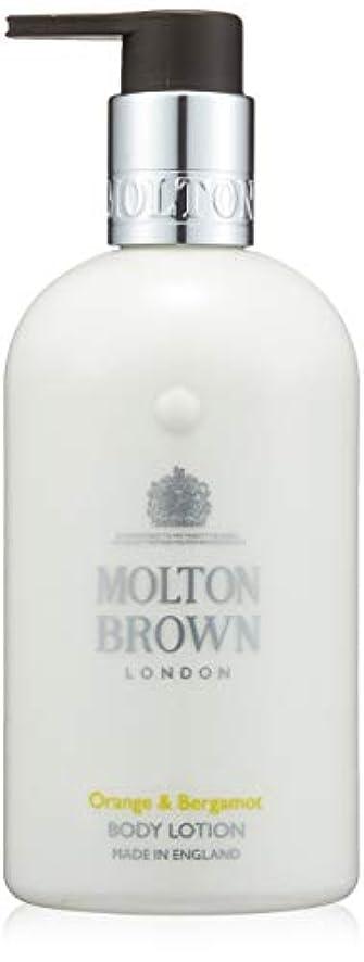 業界包括的復活するMOLTON BROWN(モルトンブラウン) オレンジ&ベルガモット コレクション O&B ボディローション