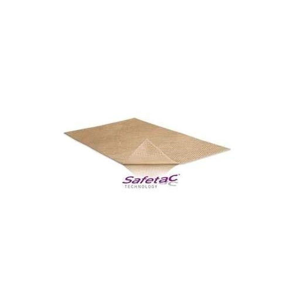 大きなスケールで見るとスケルトンプランターMolnlyckemolnlycke Mepiform Self-Adherent Silicone Dressing 4 X 7, Single Sheet by Molnlycke