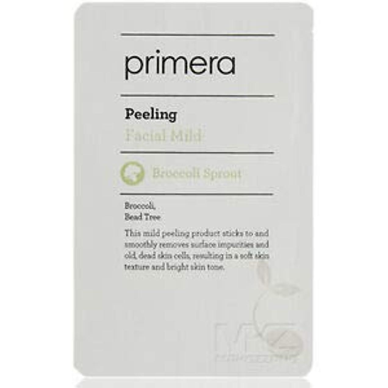 放棄された批判的するPrimera facial mild peeling sample20EA [並行輸入品]