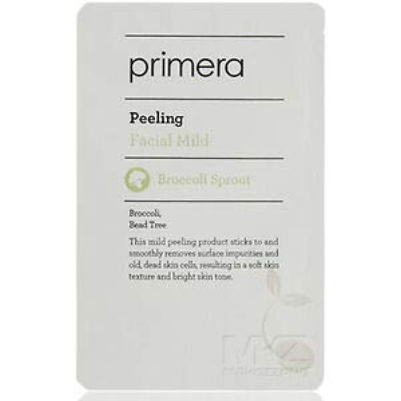 砂漠滴下体操選手Primera facial mild peeling sample20EA [並行輸入品]