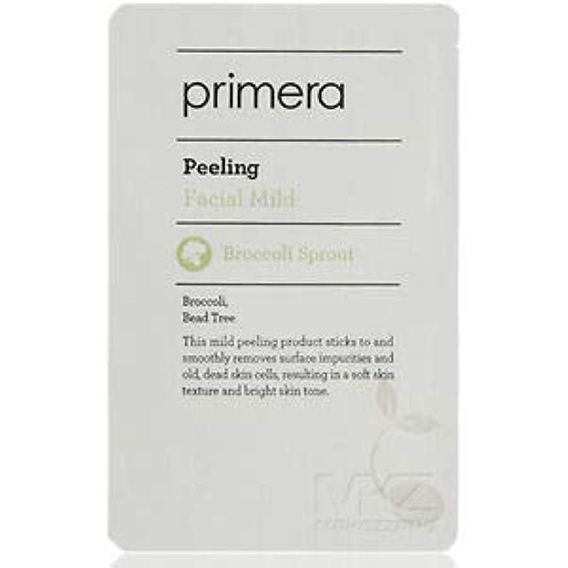 該当するおとなしい繊維Primera facial mild peeling sample20EA [並行輸入品]