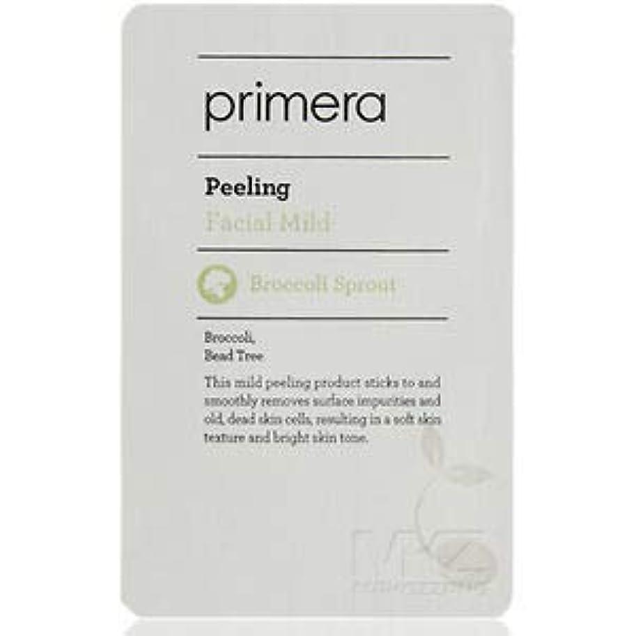 遅れ論文持つPrimera facial mild peeling sample20EA [並行輸入品]