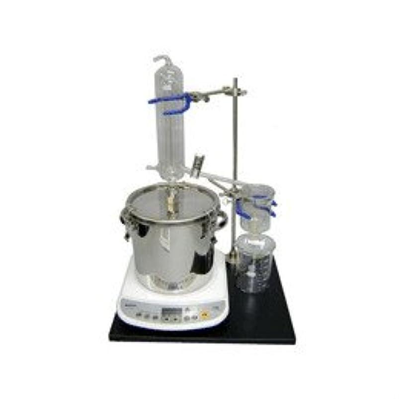 熱帯の退屈させる熱望するハーブオイルメーカー (エッセンシャルオイル抽出器) ラージタイプ