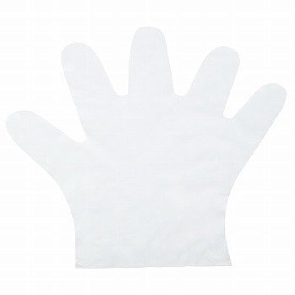 解説そんなにシュートおたふく手袋/ポリエチディスポ(LD) 100枚入×50セット[総数5000枚]/品番:248 サイズ:L