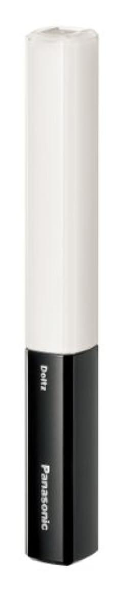 充実厄介な名前パナソニック 電動歯ブラシ ポケットドルツ 白 EW-DS17-W
