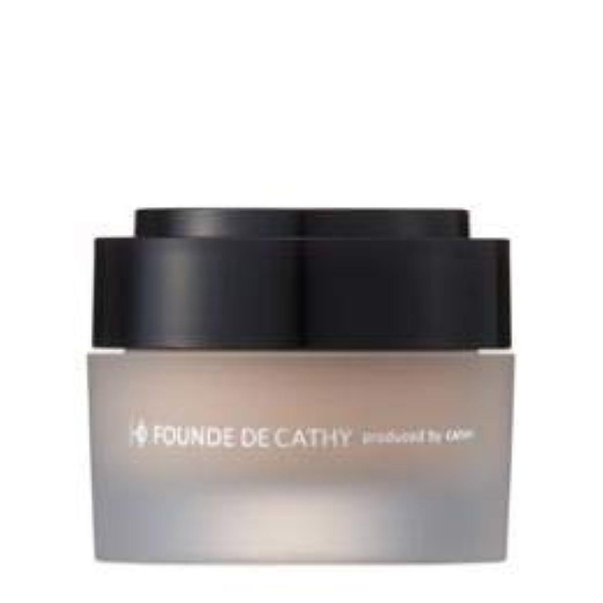 高さクラックポット荒廃するカシー化粧品 HO ファンデドゥ カシーF P14