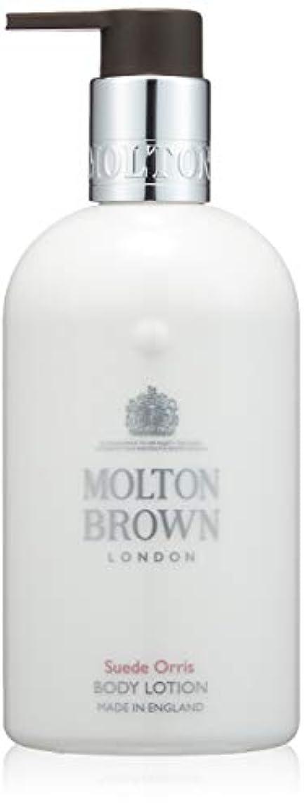 谷豊富な言語学MOLTON BROWN(モルトンブラウン) スエード オリス コレクションSO ボディローション 300ml