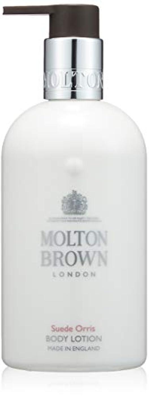 ながらエアコンラジウムMOLTON BROWN(モルトンブラウン) スエード オリス コレクションSO ボディローション 300ml