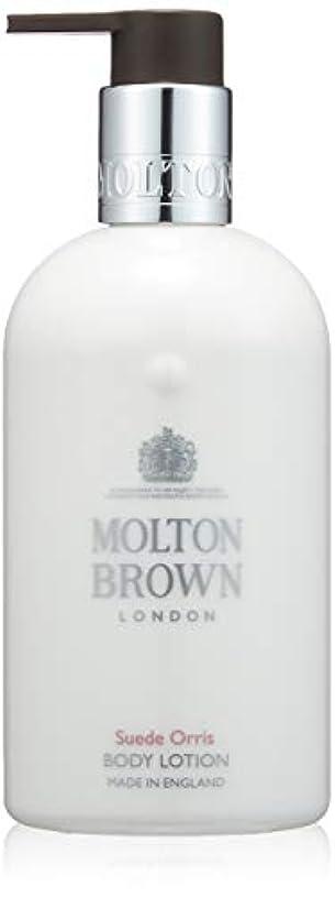 コードレス死ぬ団結MOLTON BROWN(モルトンブラウン) スエード オリス コレクションSO ボディローション