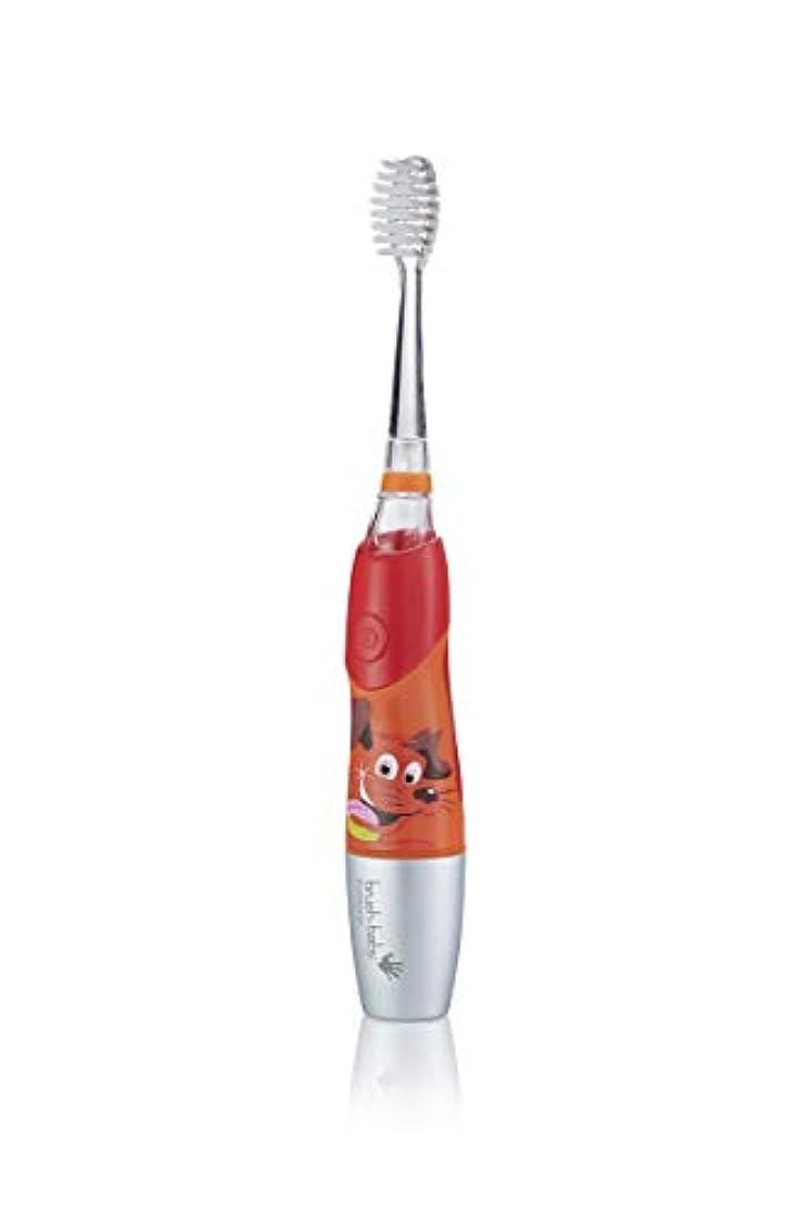 神経衰弱連隊銛Brush-Baby KidzSonic Electric Toothbrush 6+ years with flashing disco lights - ブラシ - ベイビーKidzSonic電動歯ブラシ6年以上のディスコライトの点滅