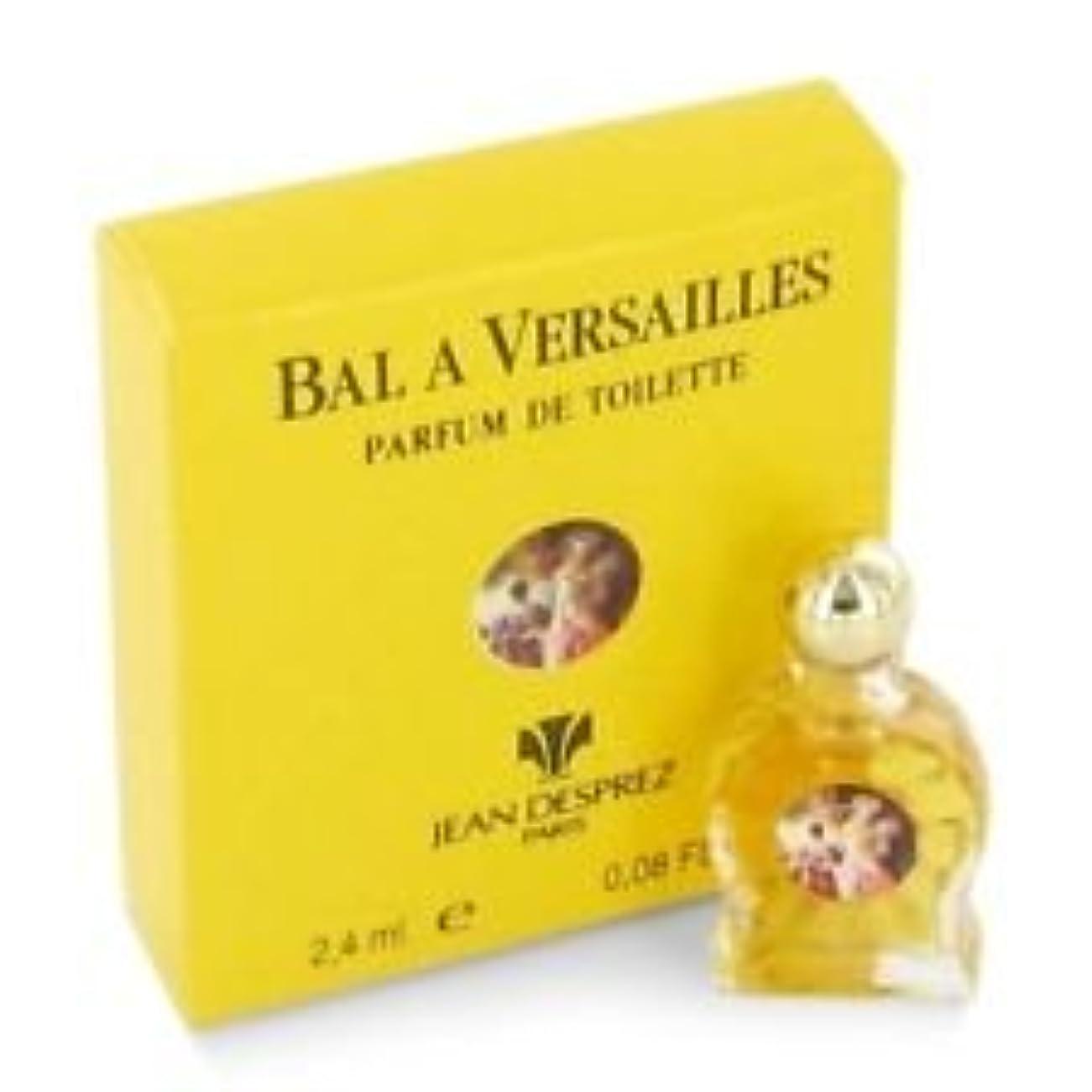 広く支配的光電Bal A Versailles (バラ ベルサイユ) ミニチュア by Jean Desprez for Women
