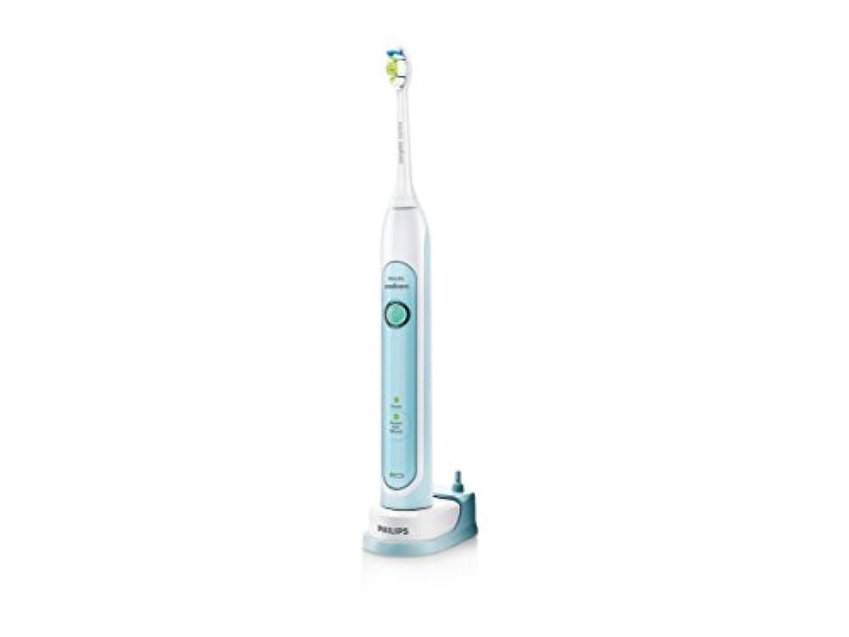把握調停者相互接続フィリップス ソニッケアー ヘルシーホワイト 電動歯ブラシ ブルー HX6719/43