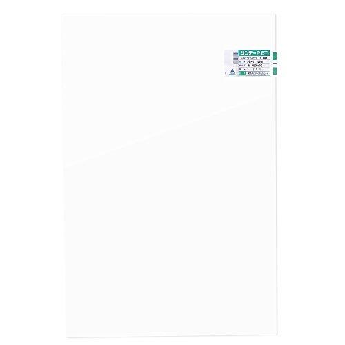 RoomClip商品情報 - アクリサンデー PETG 透明 450mm×600mm 板厚 1mm PG-1 M 1