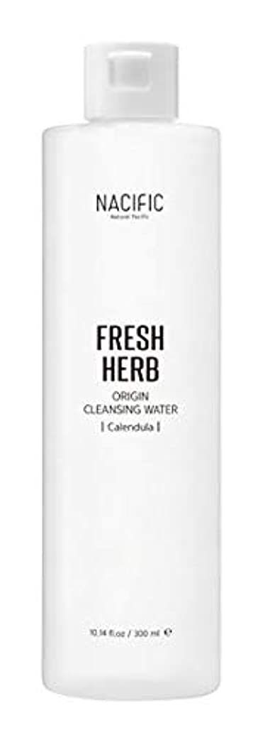 ビジタートラクターすり減る[ Nacific ] Fresh Herb Origin Cleansing Water 300ml / [ ナシフィック ] フレッシュ ハーブ オリジン クレンジングウォーター 300ml [並行輸入品]