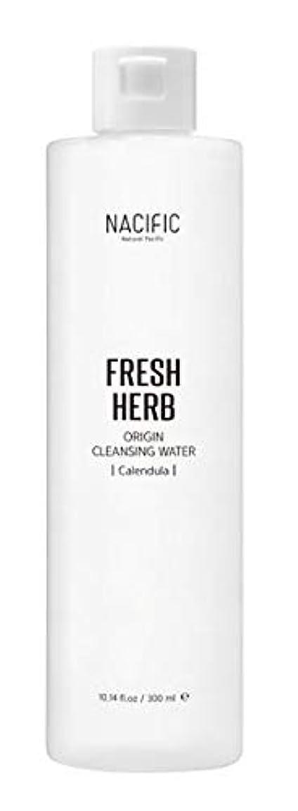 タップアッパービジネス[ Nacific ] Fresh Herb Origin Cleansing Water 300ml / [ ナシフィック ] フレッシュ ハーブ オリジン クレンジングウォーター 300ml [並行輸入品]