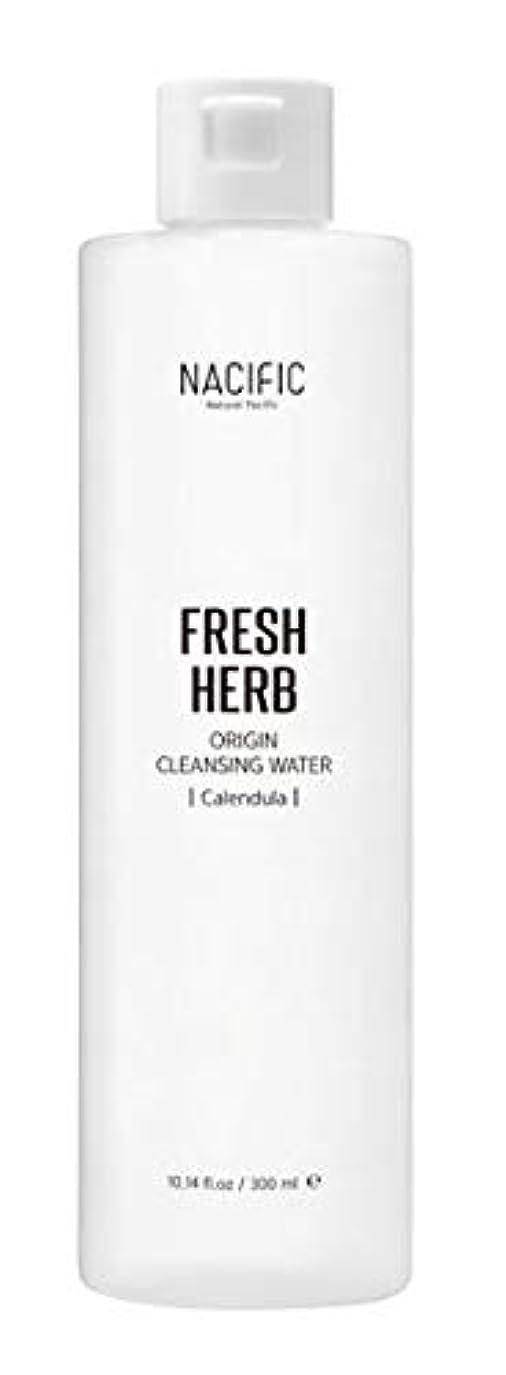 誤って記憶に残るパンツ[ Nacific ] Fresh Herb Origin Cleansing Water 300ml / [ ナシフィック ] フレッシュ ハーブ オリジン クレンジングウォーター 300ml [並行輸入品]