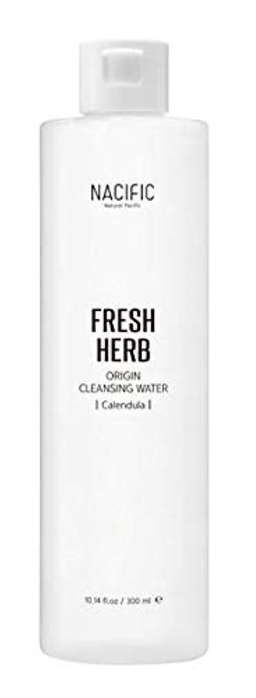 流行している信頼と[ Nacific ] Fresh Herb Origin Cleansing Water 300ml / [ ナシフィック ] フレッシュ ハーブ オリジン クレンジングウォーター 300ml [並行輸入品]