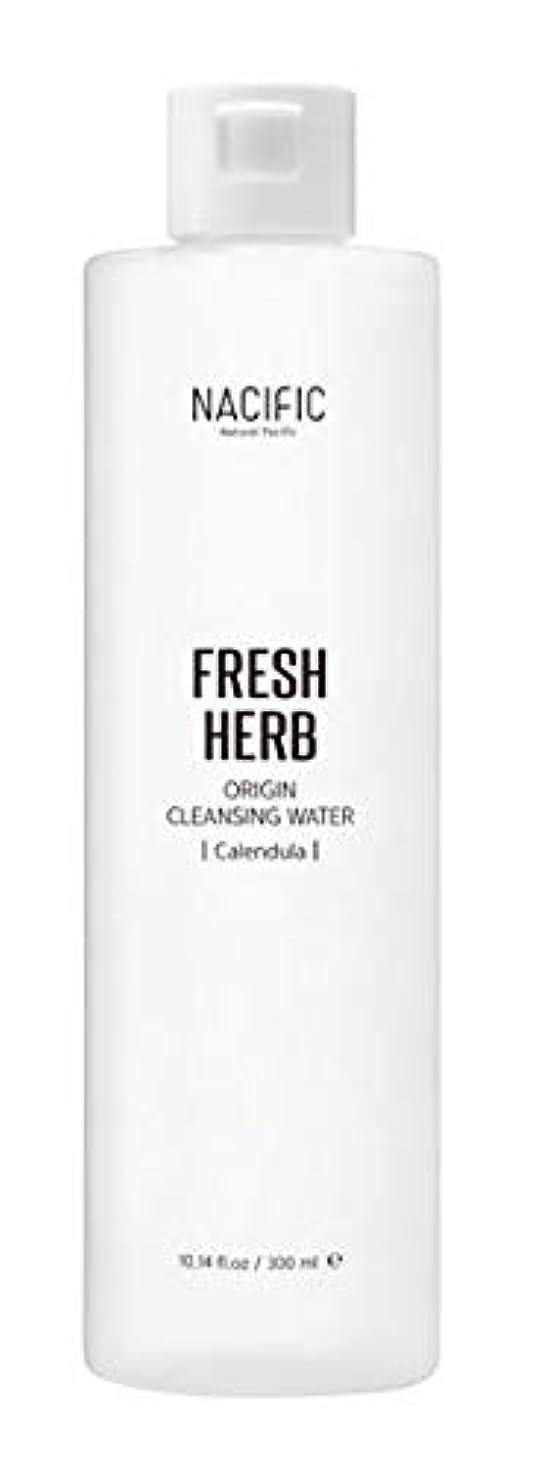 付録トムオードリースエキゾチック[ Nacific ] Fresh Herb Origin Cleansing Water 300ml / [ ナシフィック ] フレッシュ ハーブ オリジン クレンジングウォーター 300ml [並行輸入品]