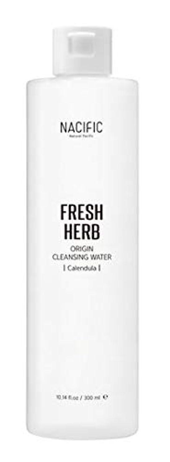 差別するねじれやろう[ Nacific ] Fresh Herb Origin Cleansing Water 300ml / [ ナシフィック ] フレッシュ ハーブ オリジン クレンジングウォーター 300ml [並行輸入品]
