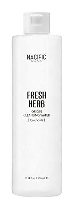 ナビゲーション申込み選出する[ Nacific ] Fresh Herb Origin Cleansing Water 300ml / [ ナシフィック ] フレッシュ ハーブ オリジン クレンジングウォーター 300ml [並行輸入品]