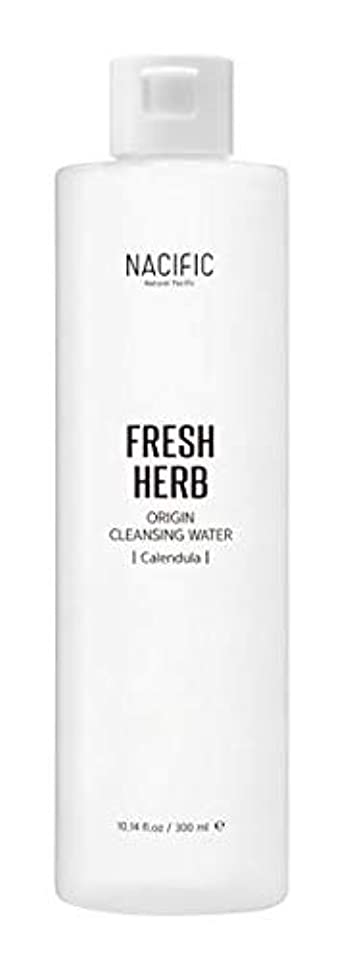 謎めいた手首ホスト[ Nacific ] Fresh Herb Origin Cleansing Water 300ml / [ ナシフィック ] フレッシュ ハーブ オリジン クレンジングウォーター 300ml [並行輸入品]