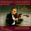 Fantasy Concerto for Violin & Orchestra